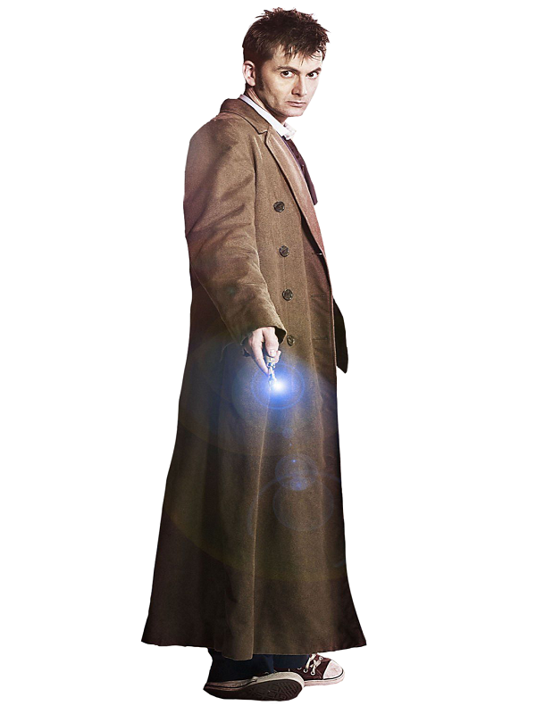 10th Doctor David Tennant Coat 1