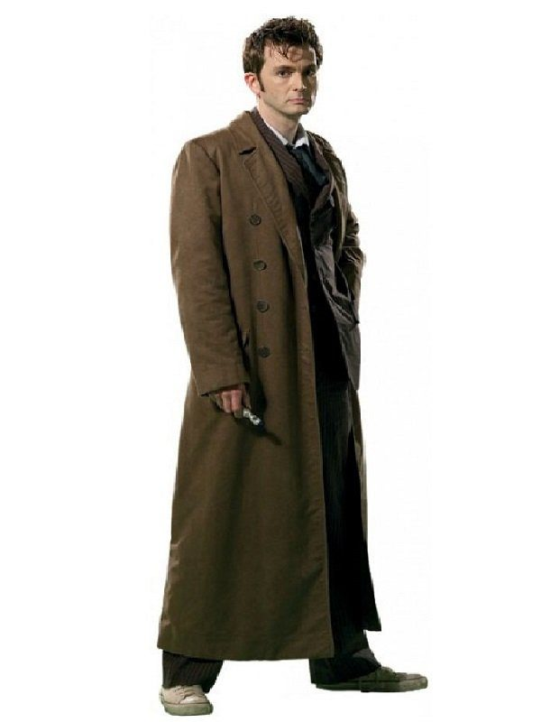 10th Doctor David Tennant Coat 2