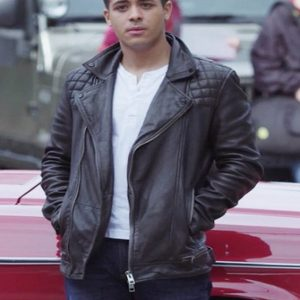 13 Reasons Why Tony Padilla Leather Jacket 6