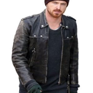 A Long Way Down Aaron Paul Jacket 7
