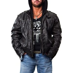 AJ Style Leather Jacket 12