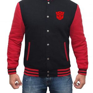 Knight Transformers logo Varsity Jacket 20