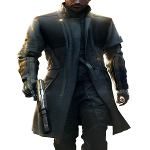 Deus Ex Mankind Divided Adam Jensen Coat 6