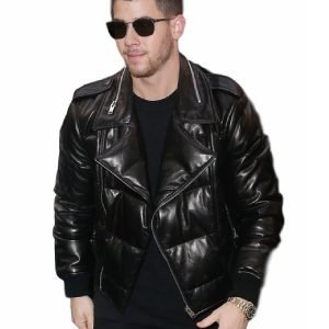 Nick Jonas Bomber Jacket 21