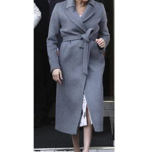 Actress Meghan Duchess of Sussex Wool Coat 2