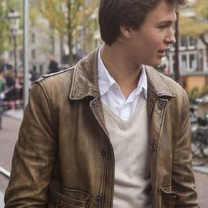 The Fault in Our Stars Ansel Elgort Jacket 2