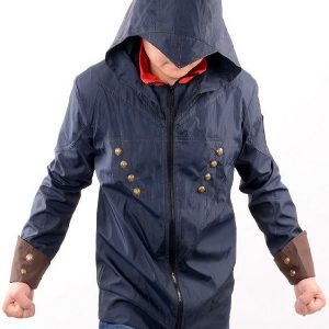 Assassins Creed Arno Dorian Hoodie 3