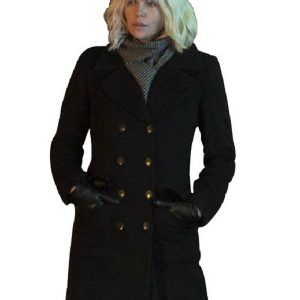 Atomic Blonde Lorraine Broughton Coat 10