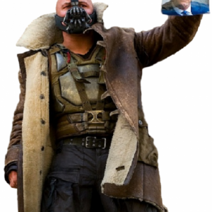 Dark Knight Rises Bane Coat 12