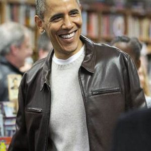 President Barack Obama Real Jacket 3