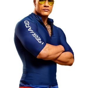 Dwayne Johnson Lifeguard Jacket 35