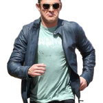 17 Again Mike Zac Efron Leather Jacket 2