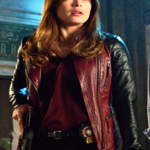 Beauty and the Kristin Kreuk Jacket 12