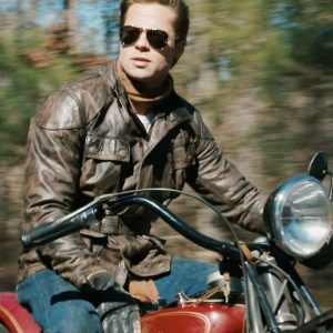 The Curious Case of Benjamin Button Brad Pitt Jacket 24
