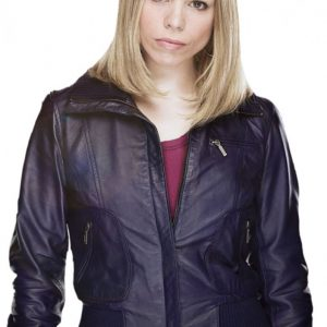 Doctor Who Rose Tyler Jacket 34