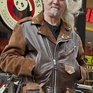 Route 66 Billy Connolly Biker Jacket 20