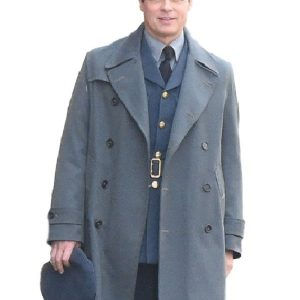 Allied Max Vatan Brad Pitt Coat 6