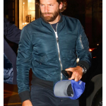 Actor Bradley Cooper Stylish Jacket