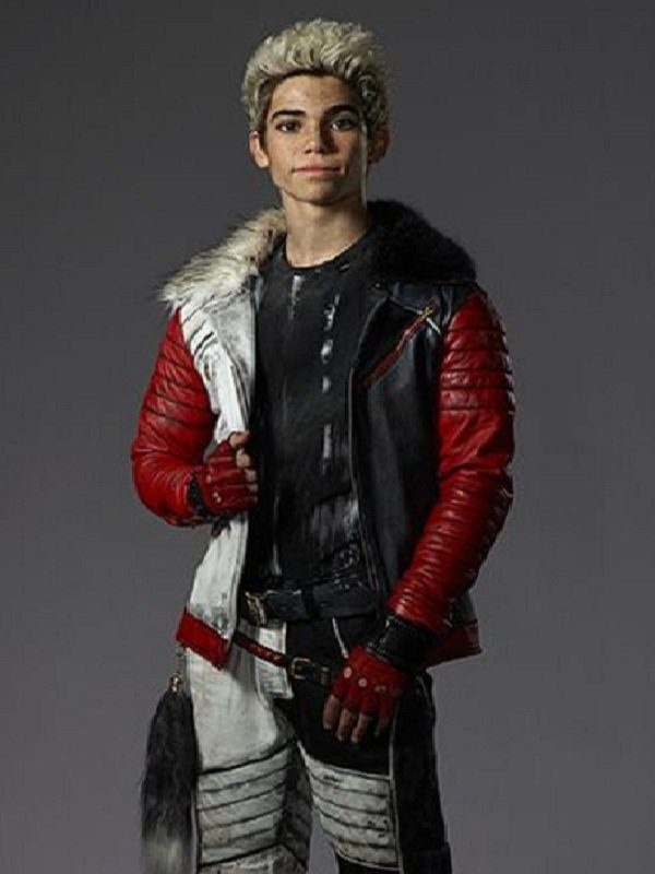 Descendants Cameron Boyce Jacket 6