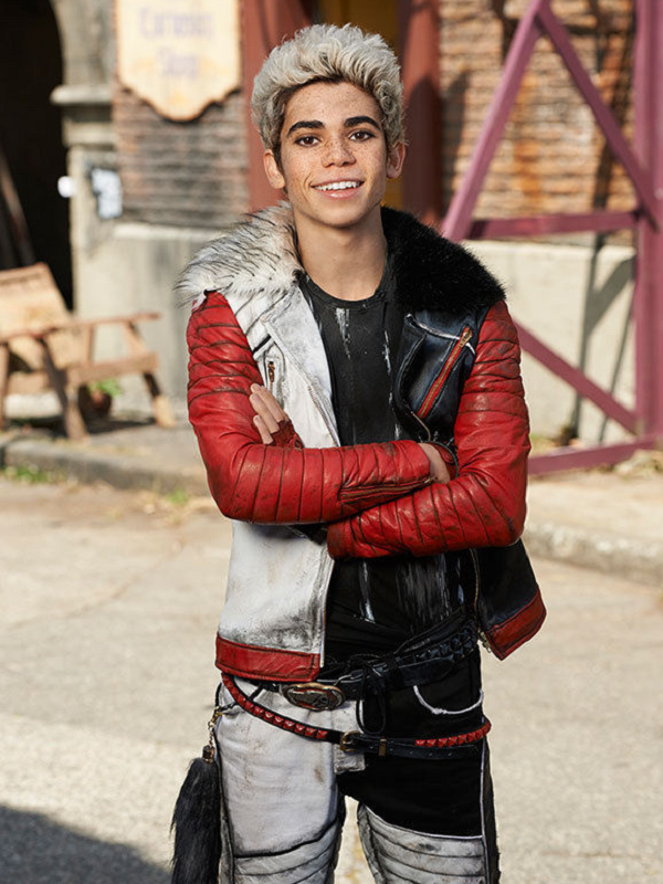 Descendants Cameron Boyce Jacket 5