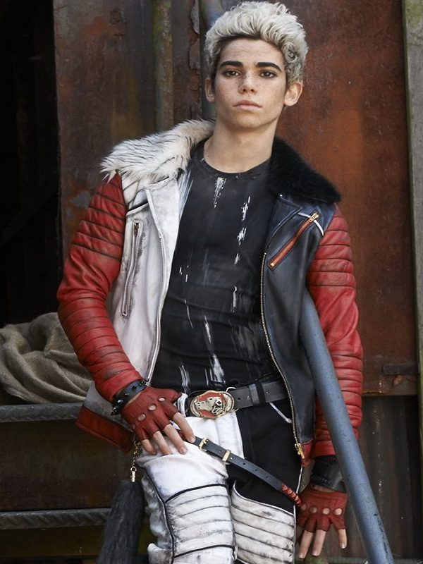 Descendants Cameron Boyce Jacket 2