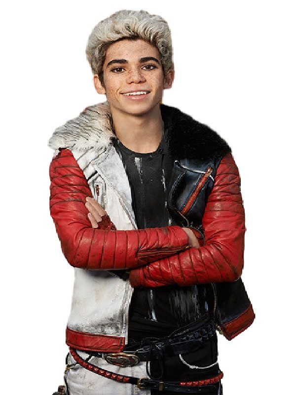 Descendants Cameron Boyce Jacket 3