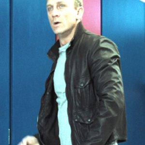 Daniel Craig Casino Royale James Bond Jacket 27