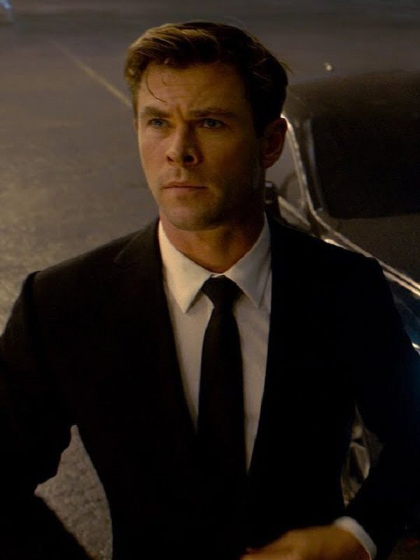 Chris Hemsworth Men in Black International Agent H Tuxedo 5