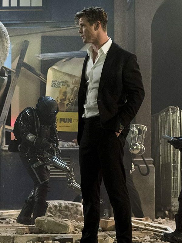 Chris Hemsworth Men in Black International Agent H Tuxedo 7
