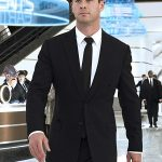 Chris Hemsworth Men in Black International Agent H Tuxedo