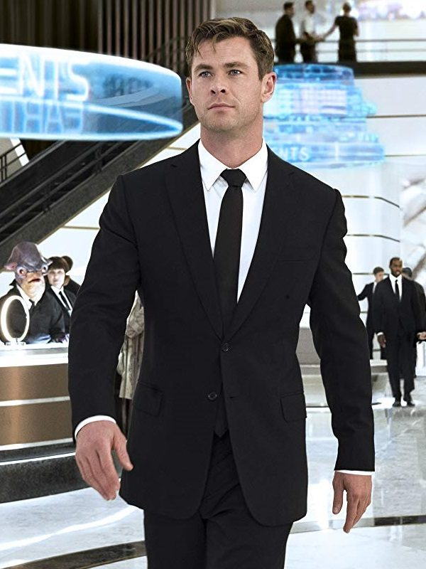 Chris Hemsworth Men in Black International Agent H Tuxedo 1