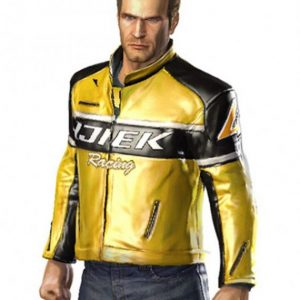 Dead Rising Chuck Greene Leather Jacket 14