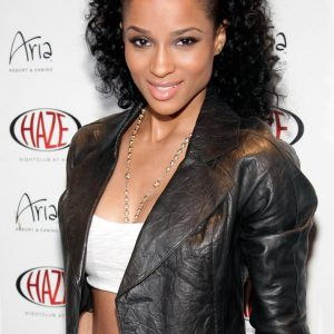 Singer Ciara Short Leather Jacket 30