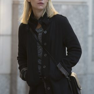 Carrie Mathison Homeland Claire Danes Coat 41