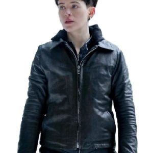 The Girl in the Spider's Web Claire Foy Jacket 11