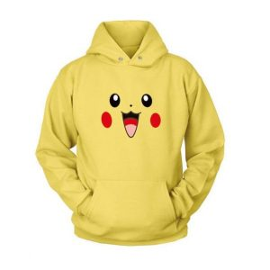 Cool Pokemon Pikachu Unique Hoodie 11