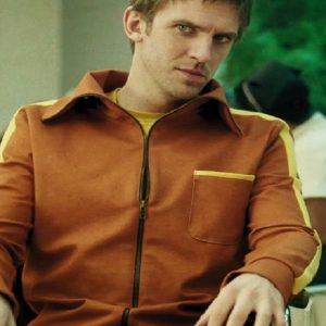 Dan Stevens Legion Jacket 12