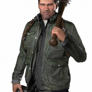 Dead Rising 4 Frank West Bomber Jacket 13
