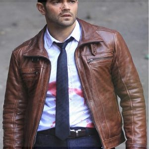Jesse Metcalfe Dead Rising Watchtower Chase Carter Jacket 15