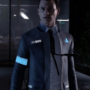 Detroit Become Human Cosplay Jacket 38