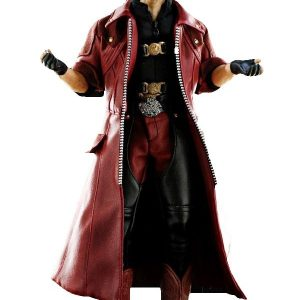 Devil May Cry 4 Dante Leather Coat 19