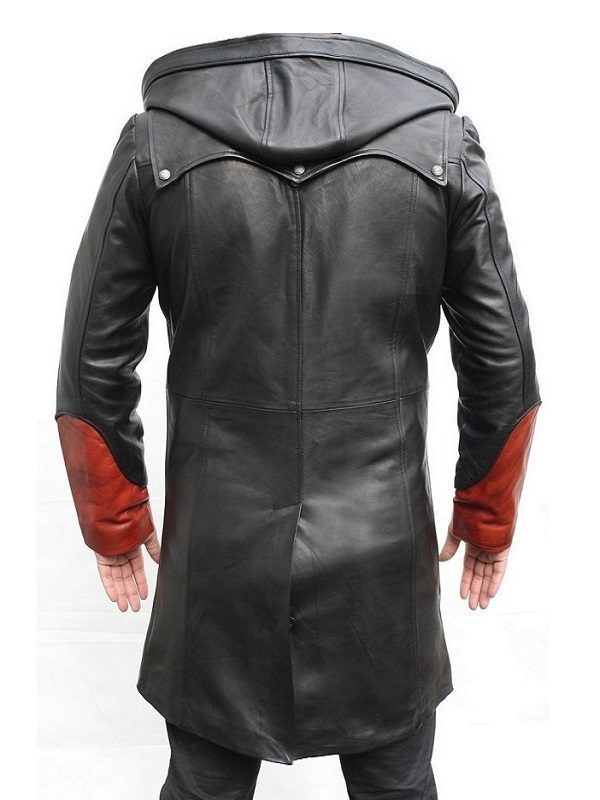Devil May Cry 5 Dante Cosplay Coat 3