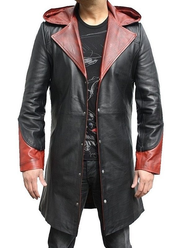 Devil May Cry 5 Dante Cosplay Coat 2