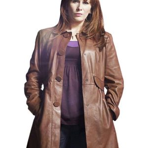 Doctor Who Catherine Tate Coat 33