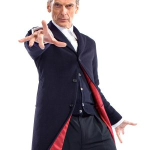 Doctor Who Peter Capaldi Coat 43