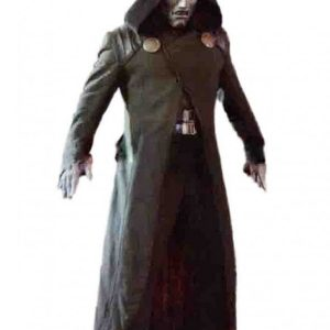 Toby Kebbell Fantastic Four Dr. Doom Coat 16