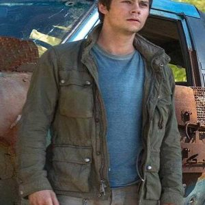 Dylan O Brien Maze Runner Thomas Jacket 36