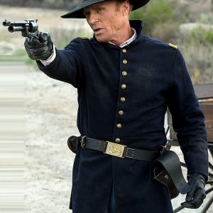 Ed Harris Man in Black Westworld Coat 4