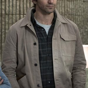 The Haunting of Hill House Michiel Huisman Jacket 3