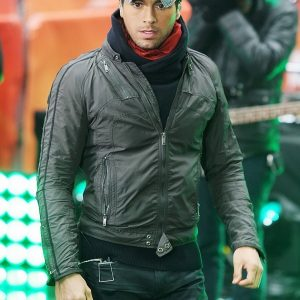 Enrique Iglesias Heart Attack Stage Show Jacket 7